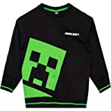 Minecraft Sudadera para niños Creeper