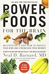 Power Foods for the Brain: An Effective 3-Step Plan to Protect Your Mind and Strengthen Your Memory Taschenbuch