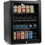 Subcold Super65 LED - Table-Top Fridge | 65L Beer, Wine & Drinks Fridge | LED Light + Lock & Key | Energy Efficient…