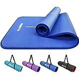 PROIRON Pilates mat Oefening yogamat Extra dikke schuimmat Gym Fitness matten voor Workout Home Gym Outdoor gebruik met draag