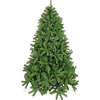Douglasie Weihnachtsbaum Kaufen.Künstlicher Weihnachtsbaum 210cm In Premium Spritzguss Qualität Grüne Douglastanne Tannenbaum Mit Pe Kunststoff Nadeln Douglasie Christbaum