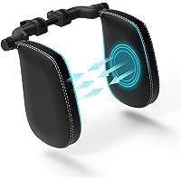 FLIPLINE Kopfstütze Auto Kinder [SuperSleep] Bequemes Reisefeeling für Kinder & Erwachsene - schnelle Installation in 2…