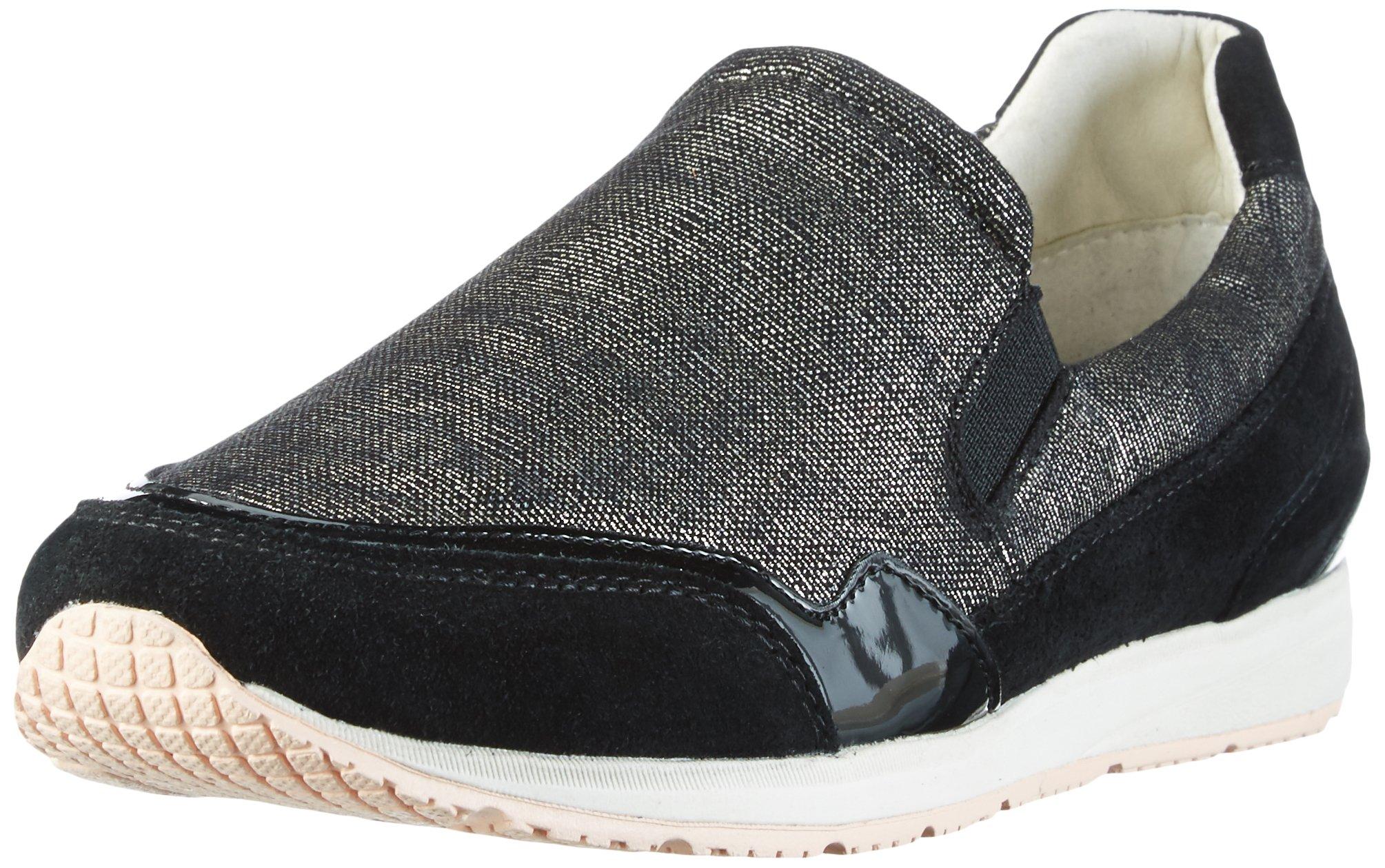 Geox Damen D Wisdom A Sneakers 1