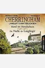 Cherringham - Folge 3 & 4: Landluft kann tödlich sein. Mord im Mondschein und Die Nacht der Langfinger. (Ein Fall für Jack und Sarah) Audio CD