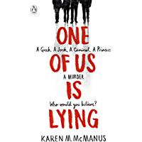 One Of Us Is Lying: the bestselling thriller