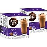 Nescafé Dolce Gusto Mocha, Lot de 2, 2 x 16 Capsules (16 portions)