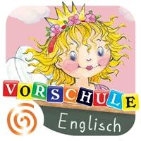 Prinzessin Lillifee - Erstes Englisch (Lernerfolg Vorschule)