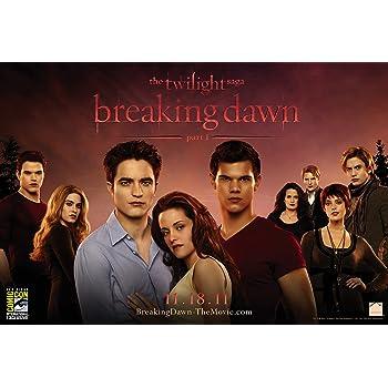 A4 Twilight 4 Movie Poster Canvas Picture Art Print Premium Quality A0