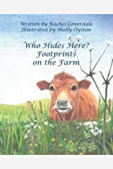 Who Hides Here?: Footprints on the Farm Paperback
