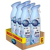 Ambi Pur Spray Profumatore per Ambienti, 6 Confezioni x 300 ml, Fragranza Risveglio Primaverile, Maxi Formato, Con…