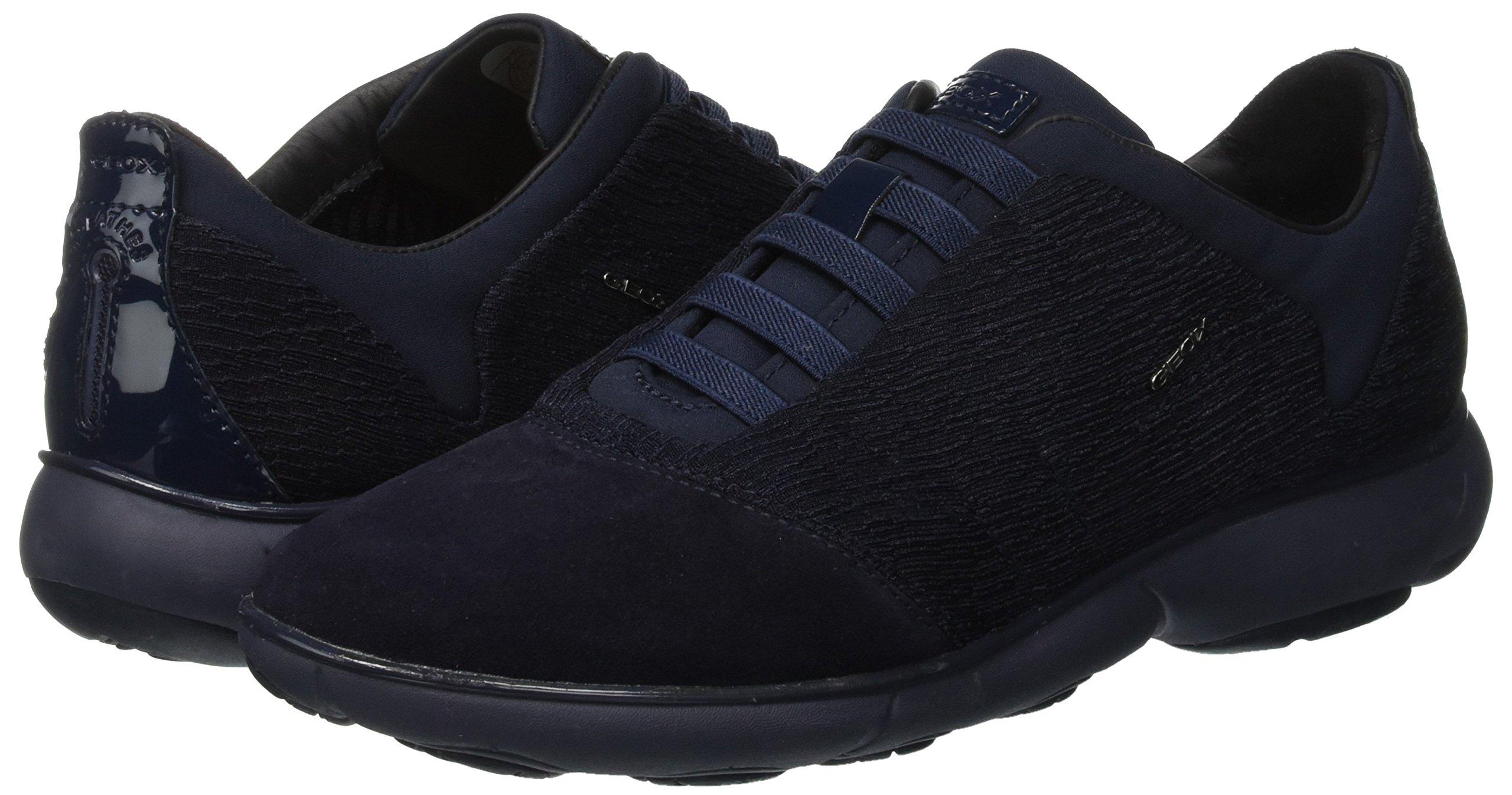 Geox Damen D Nebula C Sneaker 36
