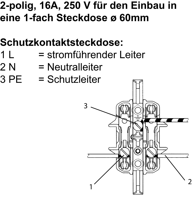 Ungewöhnlich Neutralleiter Galerie - Schaltplan Serie Circuit ...