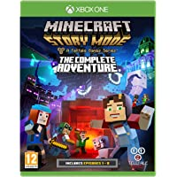 Minecraft Story Mode Complete Adventure (Xbox One)