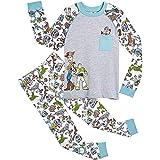 Disney Pijamas para Niños De Toy Story 4! | Ropa Suave Y Cómoda para Dormir De Niño Y Niña | Pijamas De Manga Larga Pixar | ¡