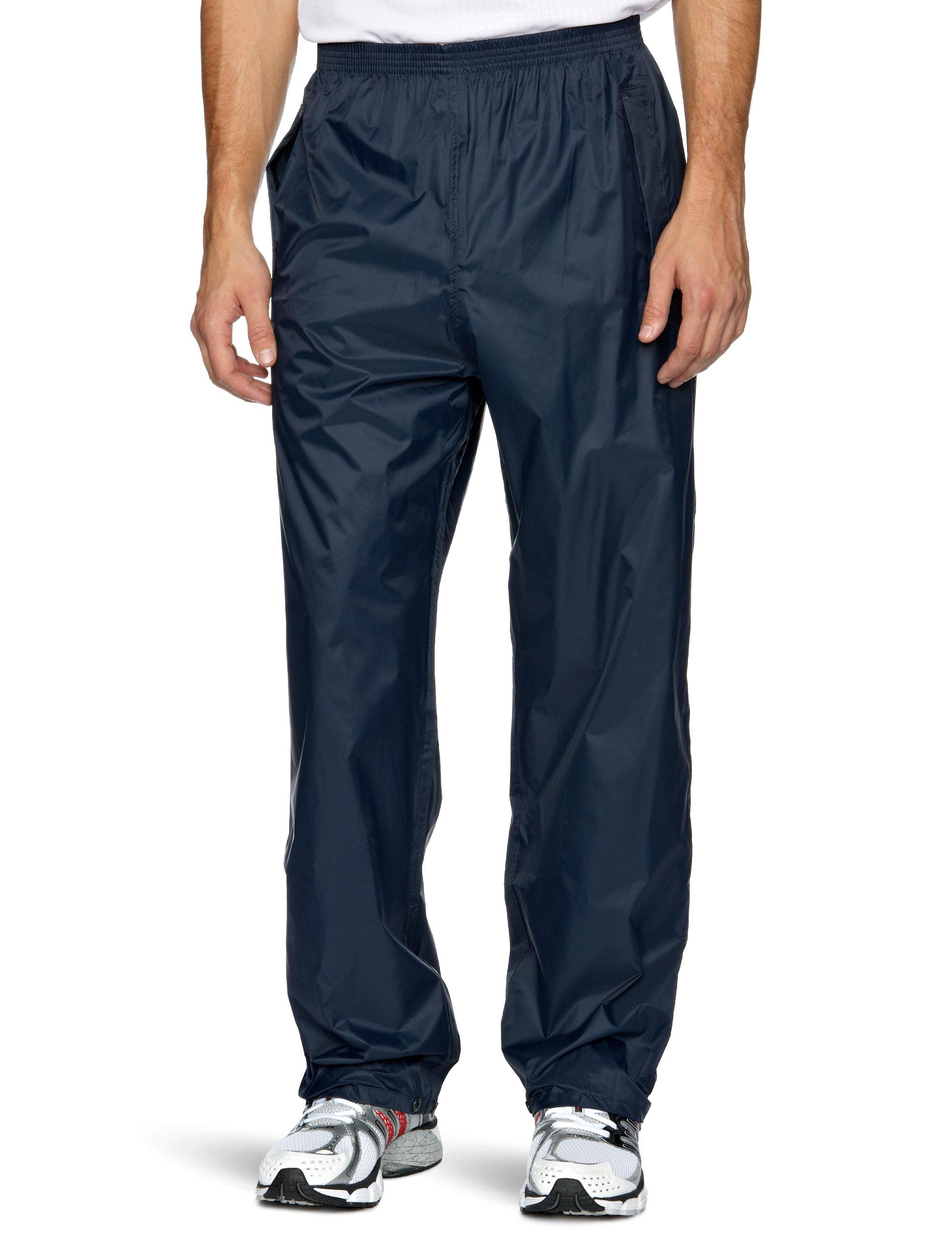 81Mr15pZEnL - Regatta Packaway II Men's Leisurewear OverTrouser