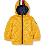 Tommy Hilfiger Reversible Quilted Hooded Bomber Chaqueta para Niños