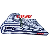 Everwey Enterprise Cotton Mattress/GADDA (Size 48 inch x 72 inch / 4 Feet x 6 Feet)