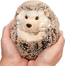 Cuddle Toys 4101 Spunky HEDGEHOG Igel Stacheltier braun Kuscheltier Plüschtier Stofftier Plüsch Spielzeug