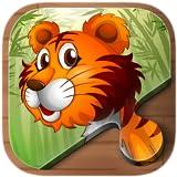 Tier Puzzle für Kinder
