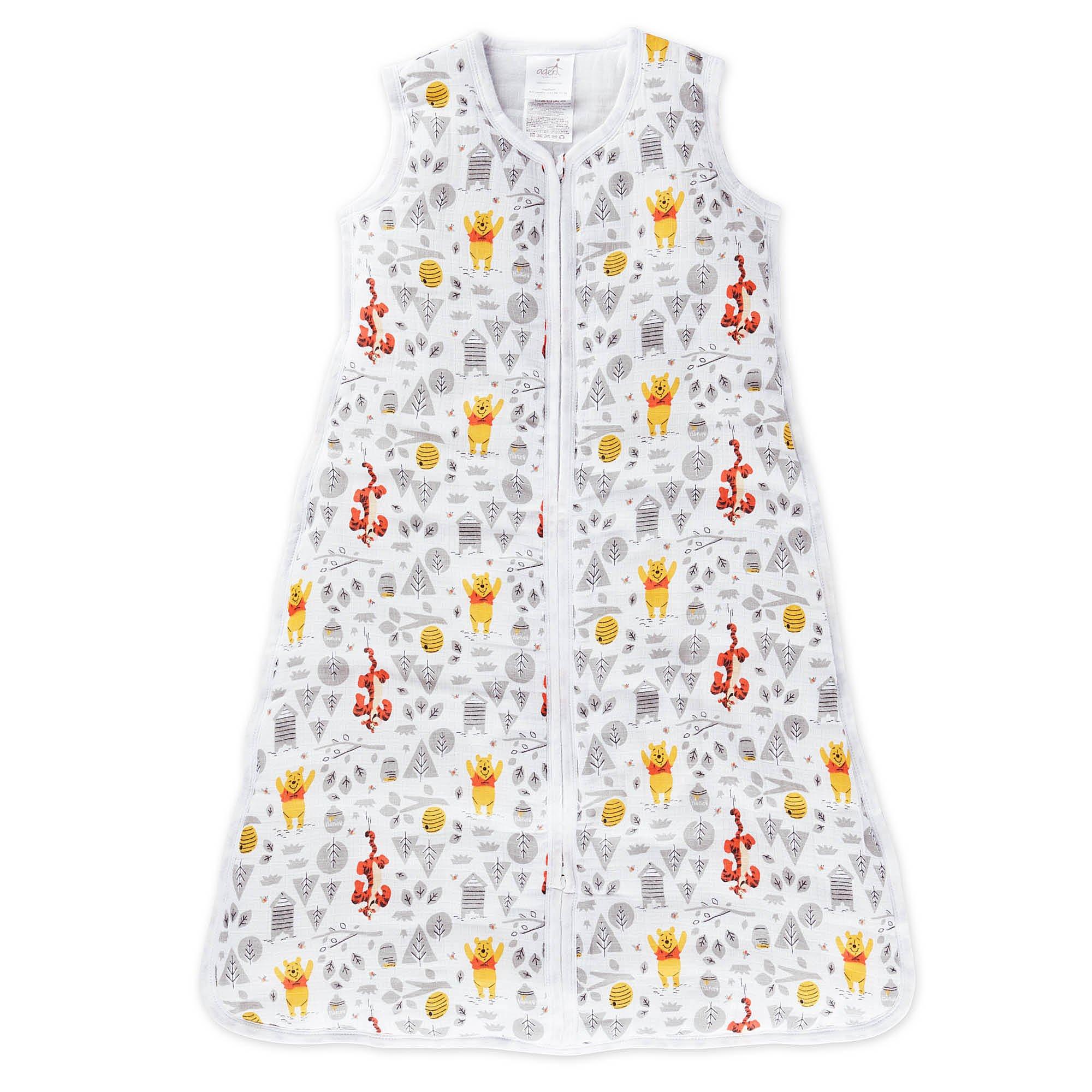 aden por aden + anais 2,5tog) saco de dormir de invierno–Winnie the Pooh de Winnie the Pooh (0–6meses)