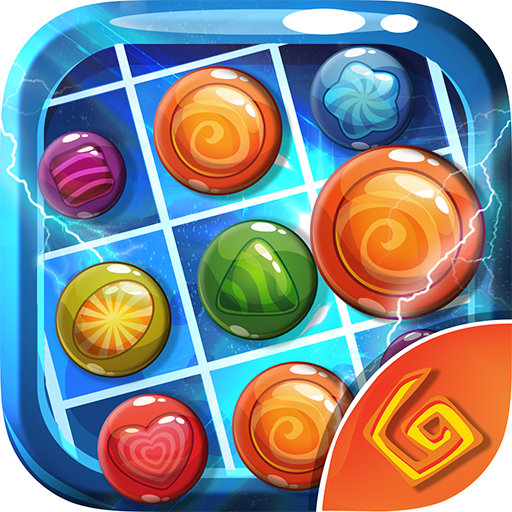 Paradise Candy Mania Candy Forrest Story - Free Pop And Match 3 Puzzle Mania To Win Big