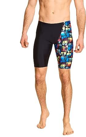 Zoggs Men's Arizona Jett Jammer Eco Fabric Swim Shorts