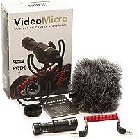 Rode VideoMicro Microphone Caméra Compact