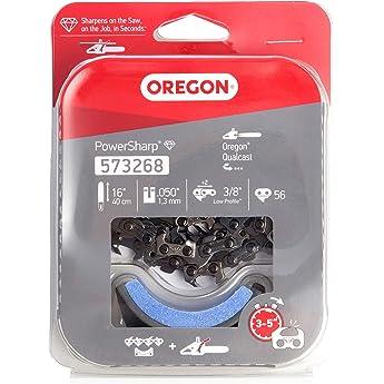 Oregon OEM 571037 replacement chain,powersharp 3//8 low pro