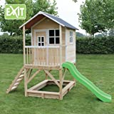 EXIT toys.com EXIT Loft 500 Holzspielhaus - naturel