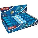 Tipp-Ex Korrekturroller Micro Tape Twist mit Schutzkappe, 8m x 5mm, 10er Pack, Ideal für das Büro, das Home Office oder die S