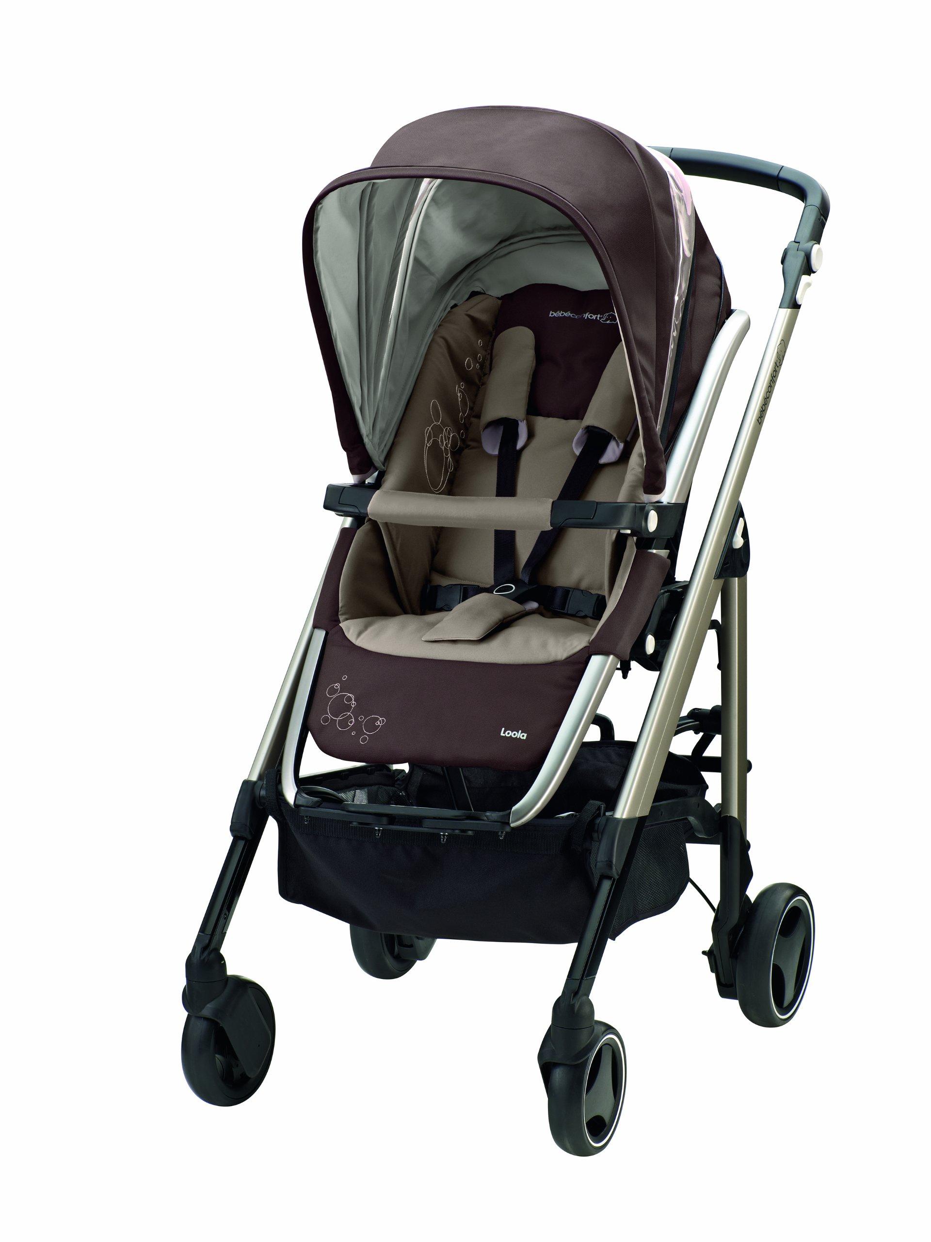 Bébé Confort 13825350 New Loola Passeggino Modulare, Walnut Brown