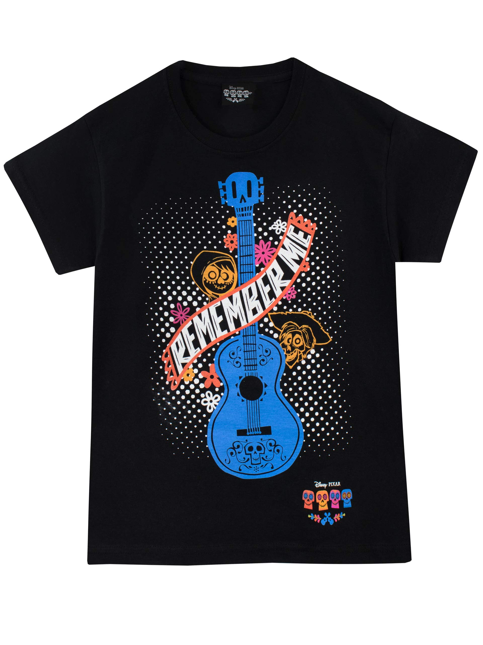 9fa4f057f6 Disney Camiseta de Manga Corta para niños Coco - De Disney