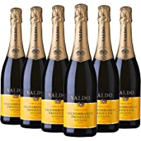Valdobbiadene Prosecco Superiore DOCG Marca Oro Extra Dry box da 6 bottiglie Valdo 0,75 L