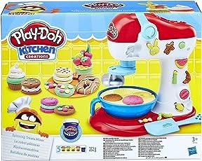Hasbro Play-Doh E0102EU4 - Küchenmaschine Knete, für fantasievolles und kreatives Spielen