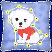 Unir los puntos - de juegos para niños con números, letras del alfabeto y los animales en 5 idiomas