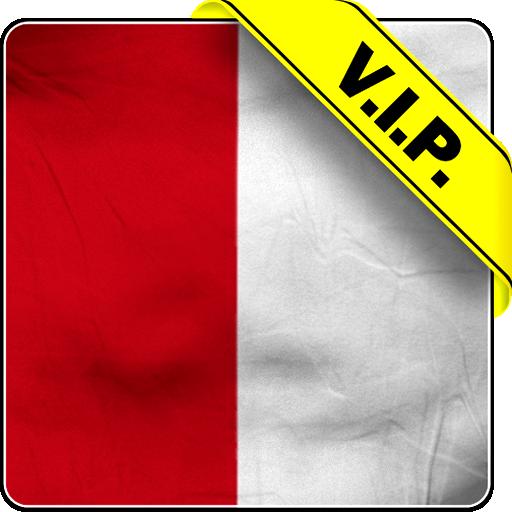 Indonesien-Flagge-Lwp  -