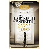 The Labyrinth of the Spirits: From the bestselling author of The Shadow of the Wind (Cemetery of Forgotten Books 4) (English