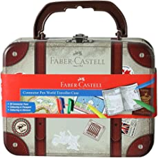 Faber-Castell World Traveller Case(Multicolor)
