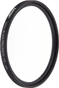 Tiffen 67bpm12 67mm Black Pro Mist 1 2 Filter Camera Photo