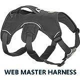 Ruffwear Mehrzweck-Hundegeschirr, Raues Gelände, Arbeitshunde, Größenverstellbar, Web Master Geschirr