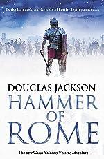 Hammer of Rome: Gaius Valerius Verrens 9 (English Edition)