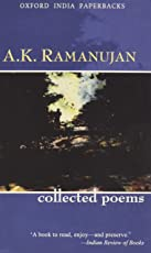 Collected Poems of A.K.Ramanujan