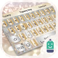 Gold and Silver Theme&Emoji Keyboard