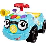 Baby Einstein, RoadtripperTM Ride-On Auto en Push Peuter Speelgoed met Echte Auto Geluiden, Leeftijden 12 maanden en ouder