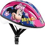 Stamp Bicycle Helmet Minnie S Cascos, Niñas, Rosa, Talla-S