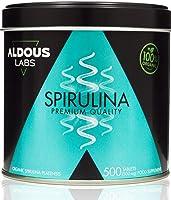 Espirulina Ecológica Premium para 165 días | 500 comprimidos de 500mg con 99% BIO Spirulina | Vegano + Saciante +...