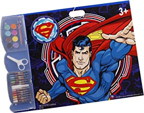 Superman Color Book with 29 Pages – Coloring Book for Kids