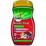 Zandu Kesari Jivan – Ayurvedic Immunity Booster for Adults and Elders , Builds Energy, Strength and Stamina, Red, 450 g