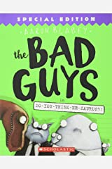 The Bad Guys in Do-You-Think-He-Saurus?! Paperback