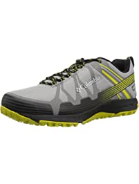 chaussures multisport Homme Casual Cuirwearproof pour hommes gris taille10
